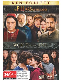 The Pillars of the Earth/World Without End [DVD]