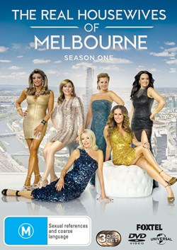 The Real Housewives of Melbourne: Season One [DVD]