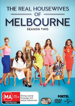 The Real Housewives of Melbourne: Season Two [DVD]