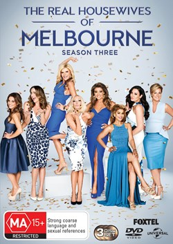 The Real Housewives of Melbourne: Season Three [DVD]