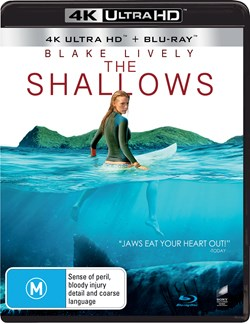 The Shallows (4K Ultra HD + Blu-ray) [UHD]