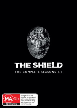 The Shield: The Complete Seasons 1-7 [DVD]