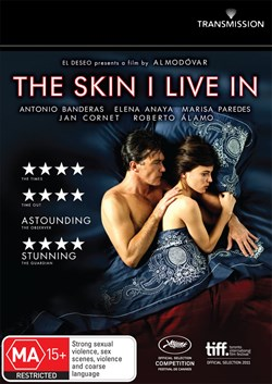 The Skin I Live In [DVD]