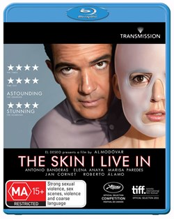 The Skin I Live In [Blu-ray]