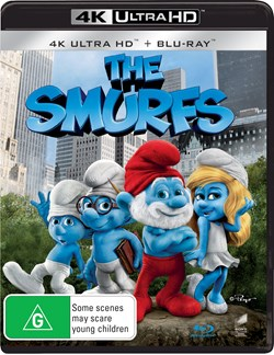 The Smurfs (4K Ultra HD + Blu-ray) [UHD]