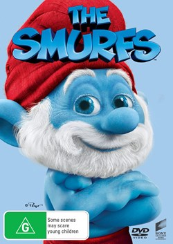 The Smurfs [DVD]