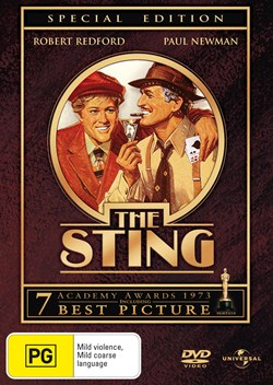 The Sting [DVD]
