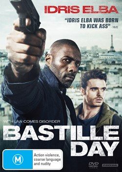 Bastille Day [DVD] [DVD]