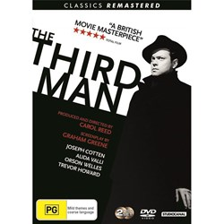 The Third Man [DVD]