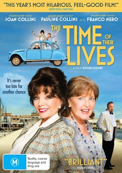 The Time of Their Lives [DVD]