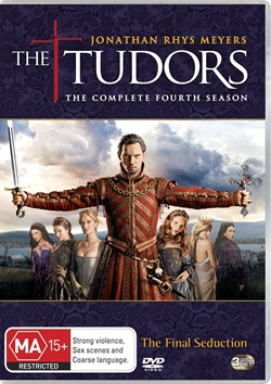 The Tudors: Season 4 [DVD]