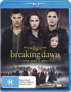 The Twilight Saga: Breaking Dawn - Part 2 [Blu-ray]
