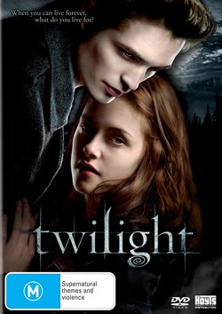 The Twilight Saga: Twilight [DVD]