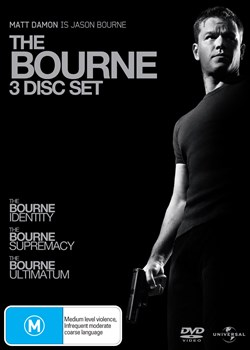 The Ultimate Bourne Collection [DVD]