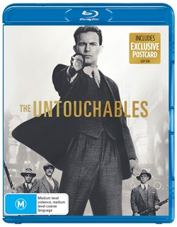 The Untouchables [Blu-ray]