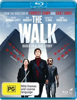 The Walk [Blu-ray]