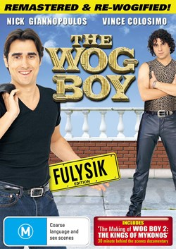 The Wog Boy [DVD]