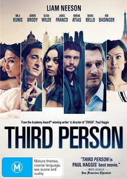 Third Person [DVD]