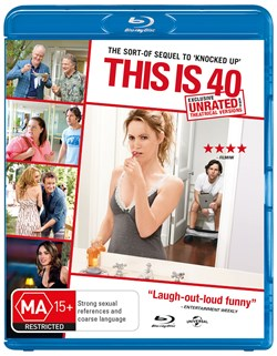 This Is 40 [Blu-ray]