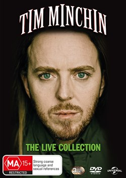Tim Minchin - The Live Collection [DVD]