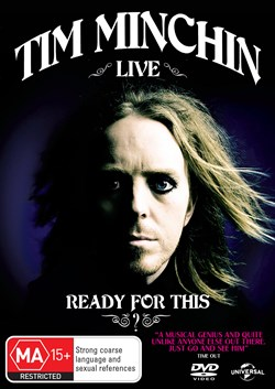 Tim Minchin: Ready for This [DVD]