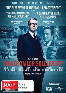 Tinker Tailor Soldier Spy [DVD]
