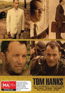 Tom Hanks: The Landmark Collection [DVD]