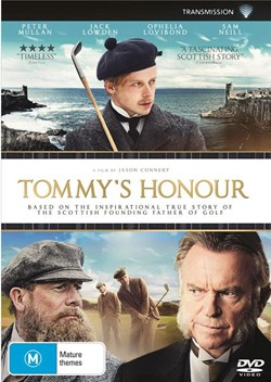Tommy's Honour [DVD]