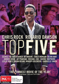 Top Five [DVD]
