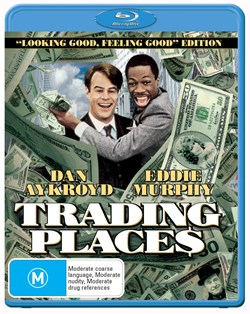 Trading Places [Blu-ray]