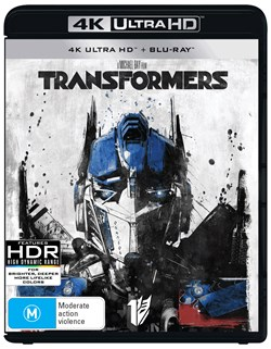 Transformers (4K Ultra HD + Blu-ray) [UHD]