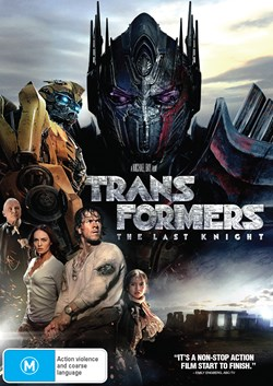 Transformers - The Last Knight [DVD]