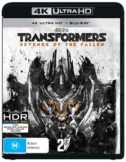 Transformers: Revenge of the Fallen (4K Ultra HD + Blu-ray) [UHD]