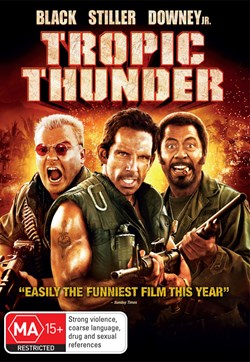 Tropic Thunder [DVD]
