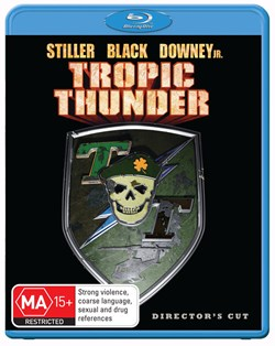 Tropic Thunder: Director's Cut [Blu-ray]