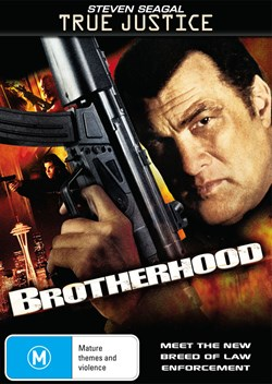 True Justice: Brotherhood [DVD]