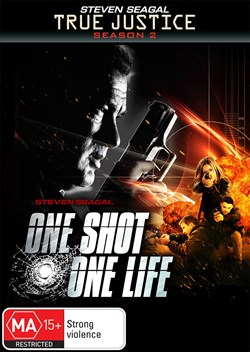 True Justice: One Shot, One Life [DVD]