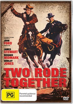 Two Rode Together [DVD]