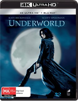 Underworld (4K Ultra HD + Blu-ray) [UHD]