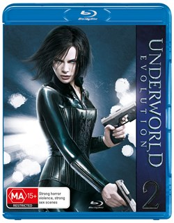 Underworld 2 - Evolution [Blu-ray]