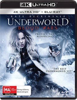 Underworld: Blood Wars (4K Ultra HD + Blu-ray) [UHD]