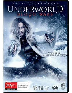 Underworld: Blood Wars [DVD]