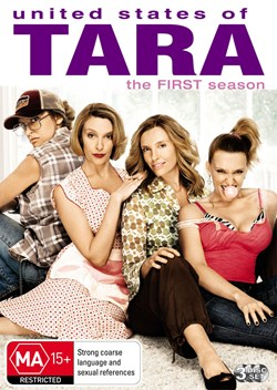 United States of Tara: The first season [DVD]