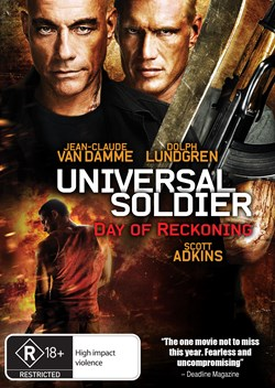 Universal Soldier: Day of Reckoning [DVD]