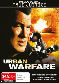 True Justice: Urban Warfare [DVD]