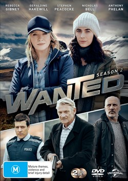 Wanted: Season 2 [DVD]