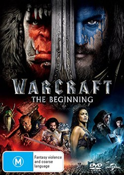 Warcraft: The Beginning [DVD]