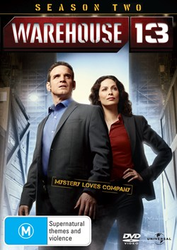 Warehouse 13: Season 2 [DVD]