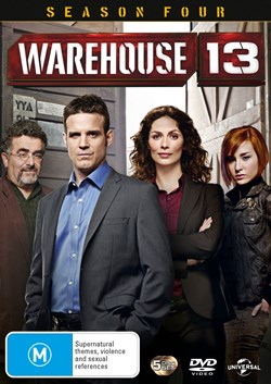 Warehouse 13: Season 4 [DVD]