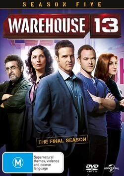 Warehouse 13: Season 5 [DVD]